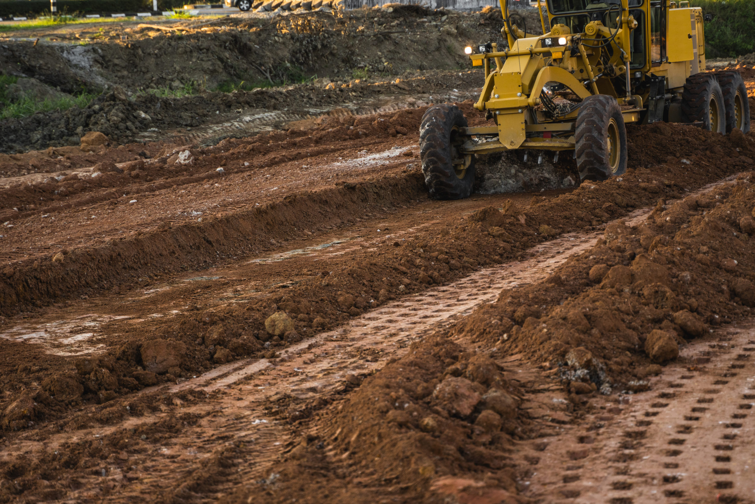 Grading and Sloping | Excavation | Forth Worth